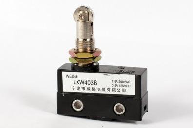 微动开关LXW403B