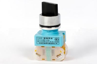 LA49系列按钮开关-X旋钮型